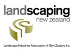 Landscaping New Zealand accredited member
